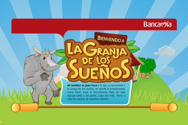 <strong>Bancamia &#8211; La Granja de los Sueños</strong>