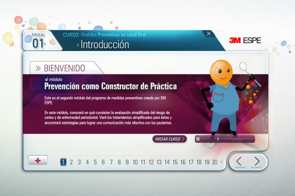 "<strong>3M – Curso Virtual ""Prevención""</strong>"