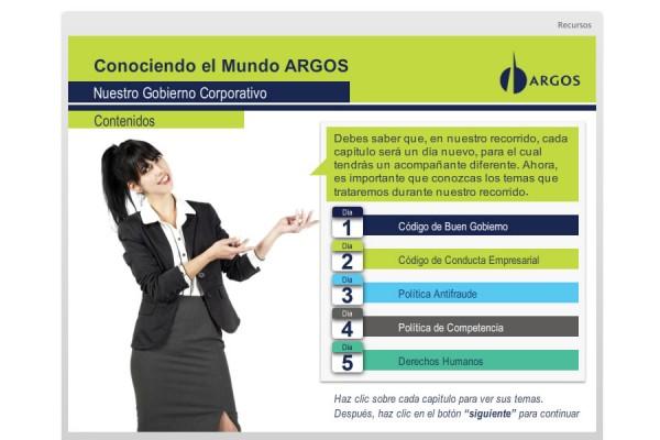 <strong>Argos &#8211; Gobierno Corporativo</strong>